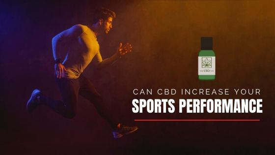 Can CBD increase your sports performance