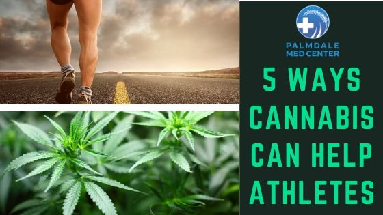 5 Ways Cannabis Can Help Athletes