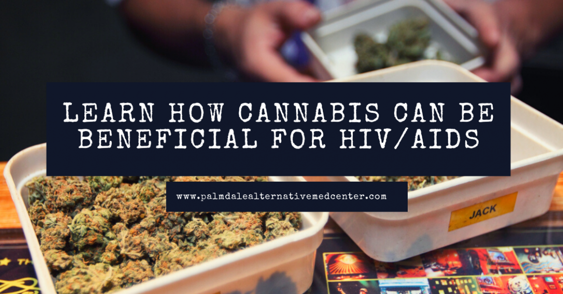 Learn How Cannabis Can be Beneficial For HIV_AIDS